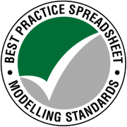 Best Practice Spreadsheet Modelling Standards logo